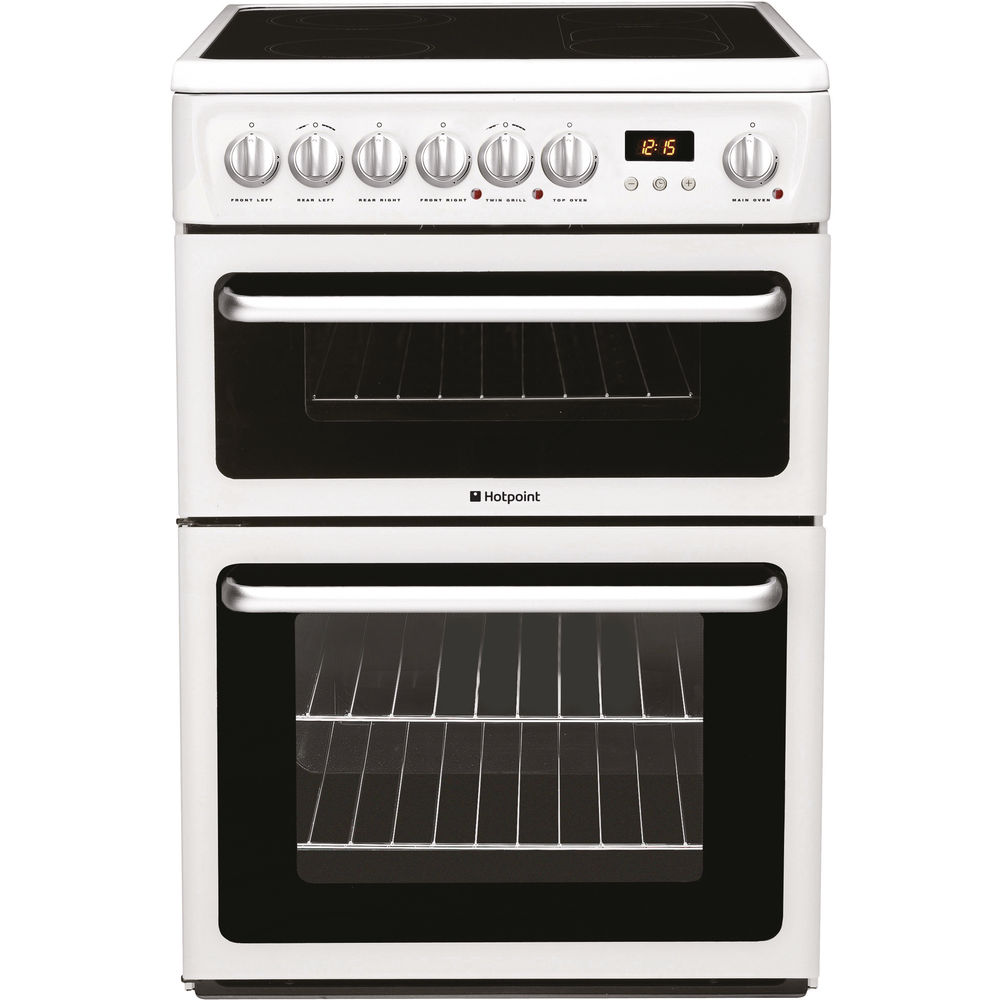 Hotpoint Newstyle HARE60P Cooker - White