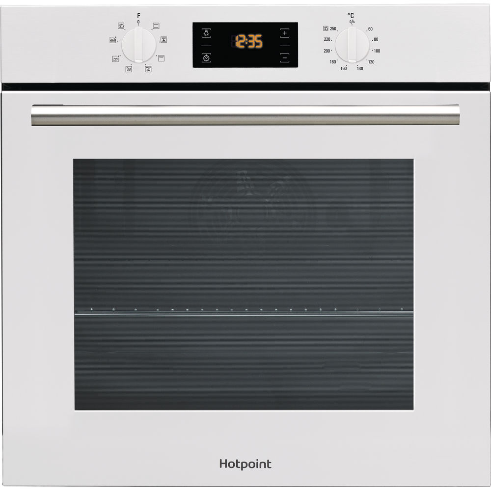 Hotpoint Class 2 SA2 540 H WH Built-in Oven - White