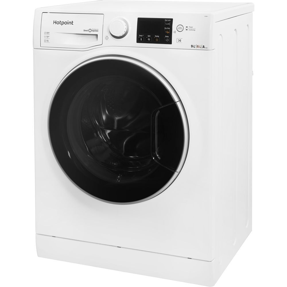 Hotpoint Ultima S-Line RG 964 JD Washer Dryer - White