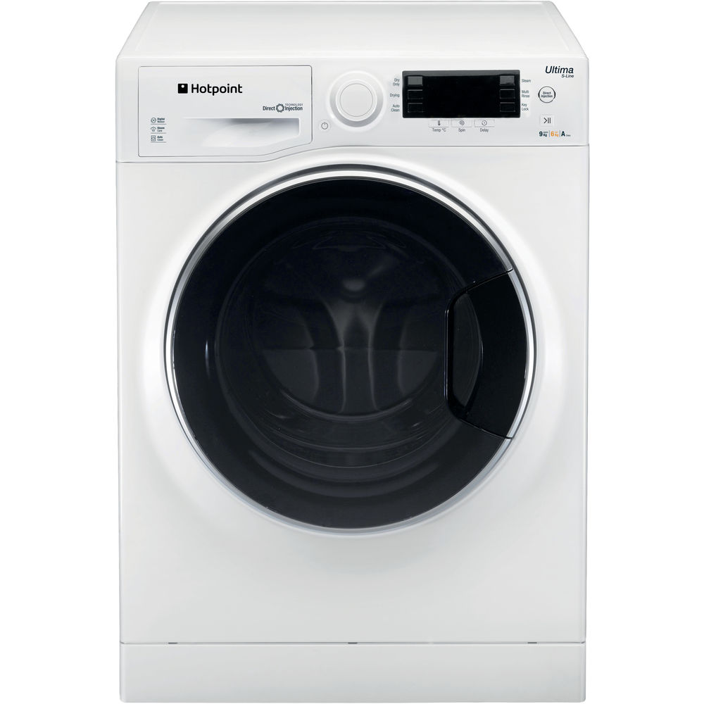 Hotpoint Ultima S-Line RD 966 JD Washer Dryer - White