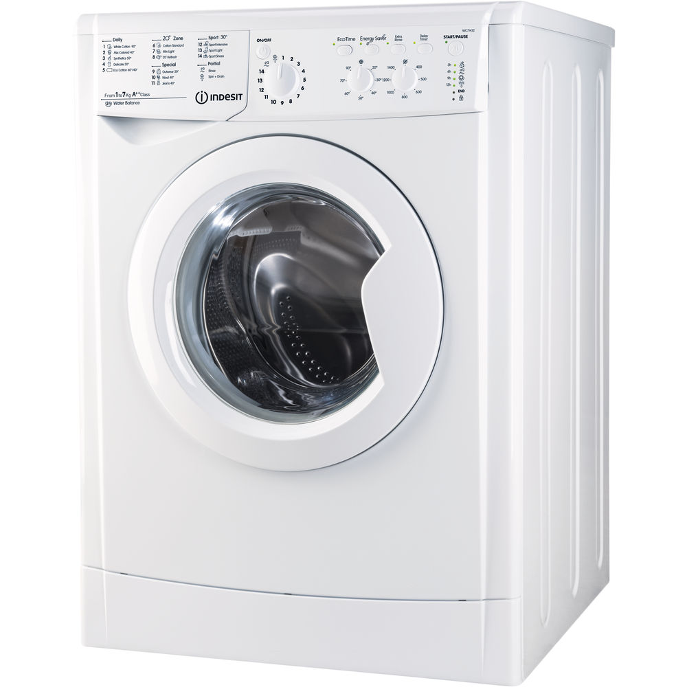 Indesit Ecotime IWC 71452 ECO .M Washing Machine in White