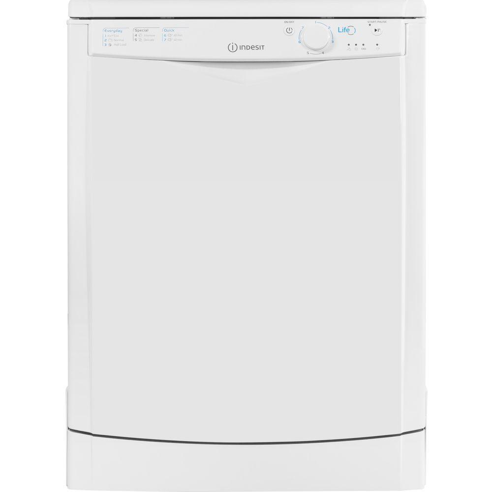 Indesit Dfgl 17b19 Life Dishwasher In White Dfgl 17b19 Uk