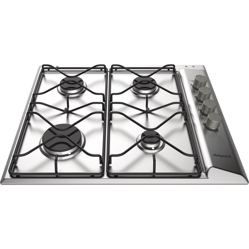 Hotpoint Newstyle PAN 642 IX/H Gas Hob - Stainless Steel