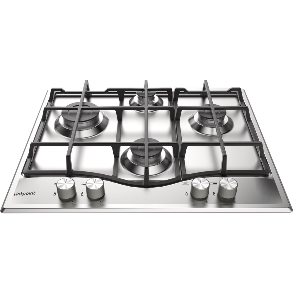 Hotpoint Ultima PCN 641 IX/H Hob - Stainless Steel