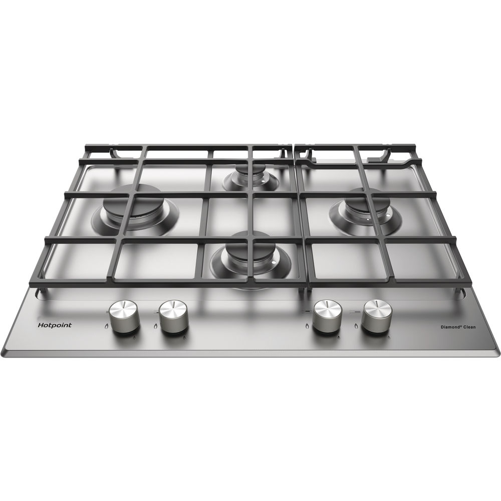 Hotpoint PKL 641 EX/H Built-in Hob - Stainless Steel