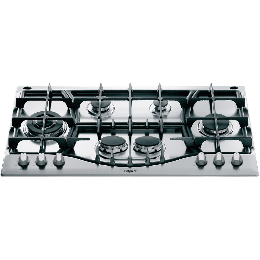 Hotpoint PHC 961 TS/IX/H Gas Hob - Stainless Steel
