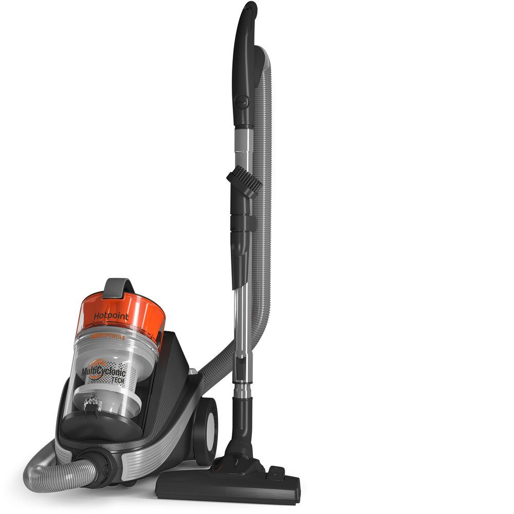 Hotpoint Ultimate Collection SL M07 A3E O Multi-Cyclonic Cylinder Vacuum Cleaner