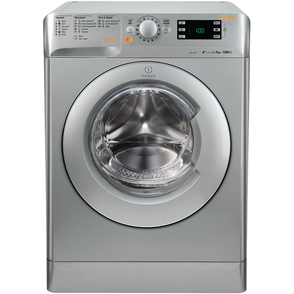 how to use indesit washer dryer
