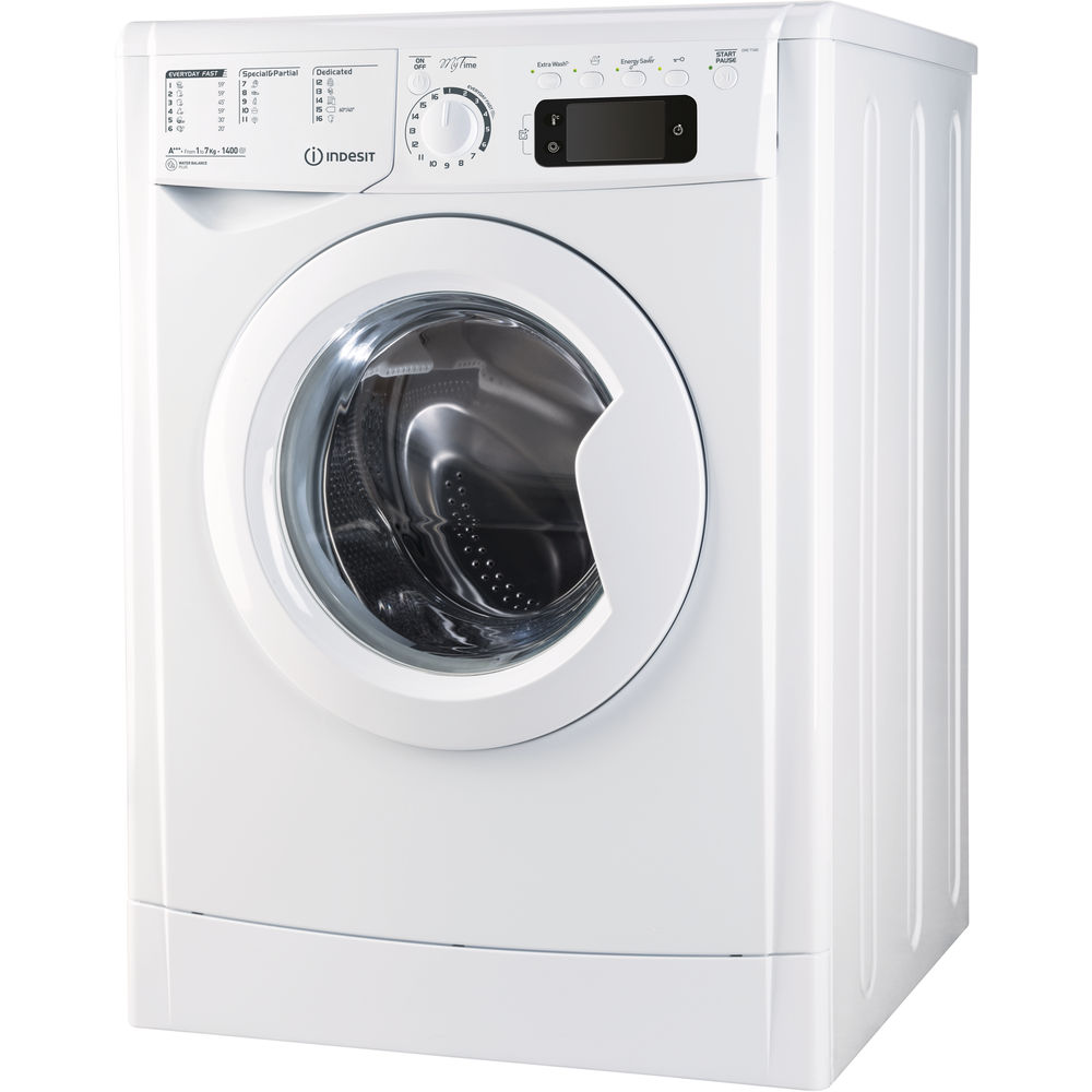Lave Linge Hublot Posable Indesit Ewe 71483 W Eu