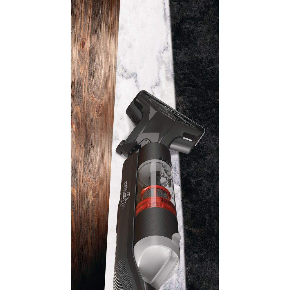 Hotpoint Ultimate Collection HS MR 4A O UK Multi-Cyclonic Cordless Upright Vacuum Cleaner