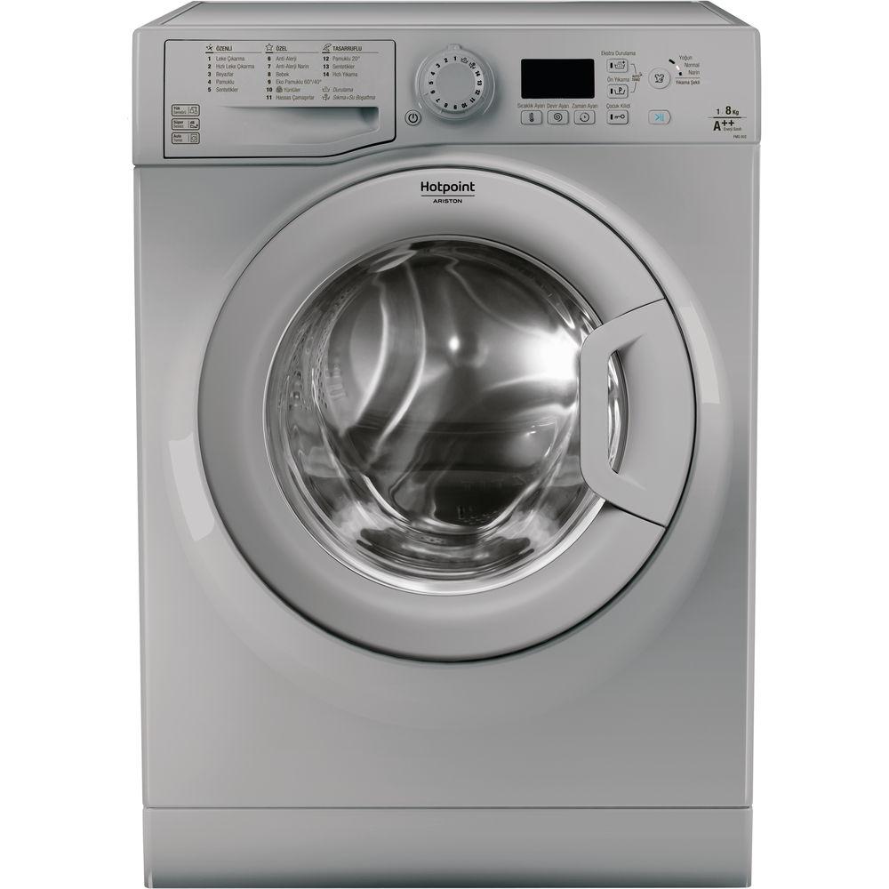 Hotpoint solo çamaşır makinesi: 8kg