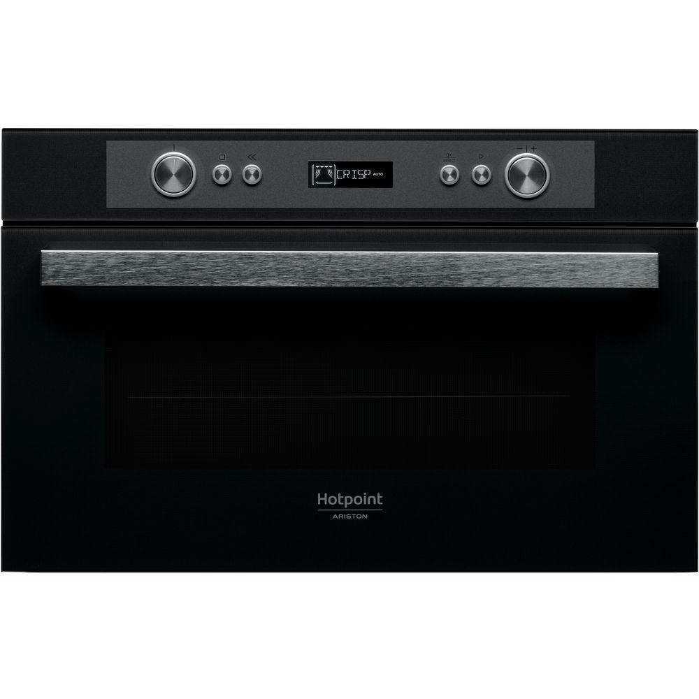 Встраиваемая микроволновая печь Hotpoint: черный цвет