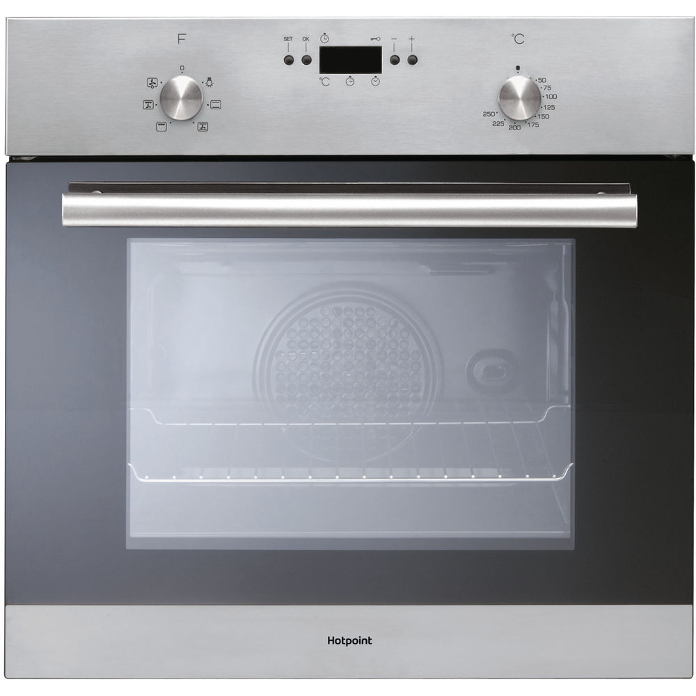 Hotpoint FU 5Y0 IX H built-In oven - Inox
