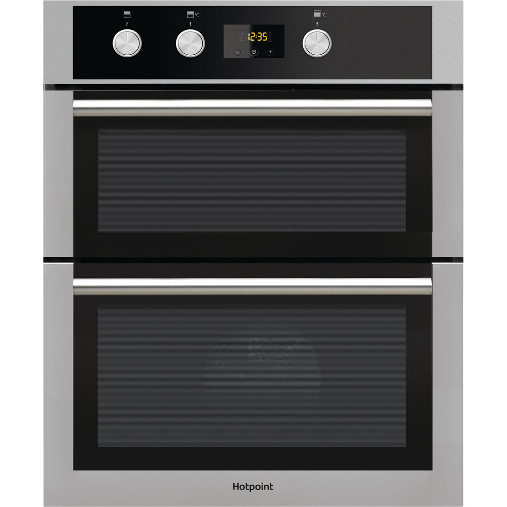 electric: Hotpoint built in double oven