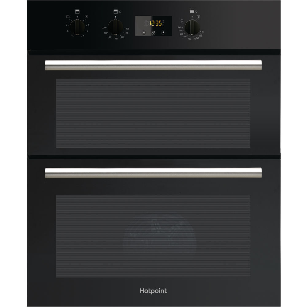 Hotpoint Class 2 DU2 540 BL Built-in Oven - Black