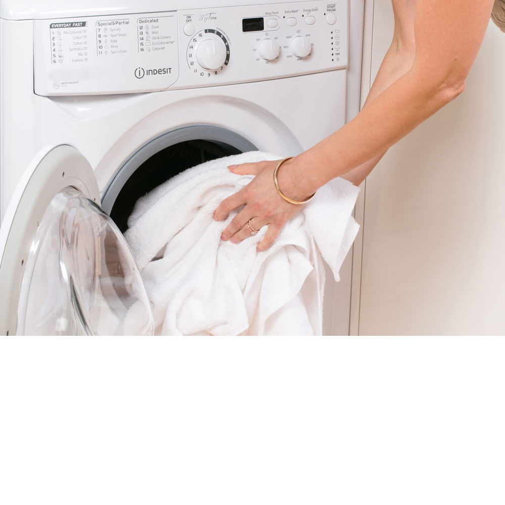 Indesit MyTime EWD 71452 W Washing Machine in White