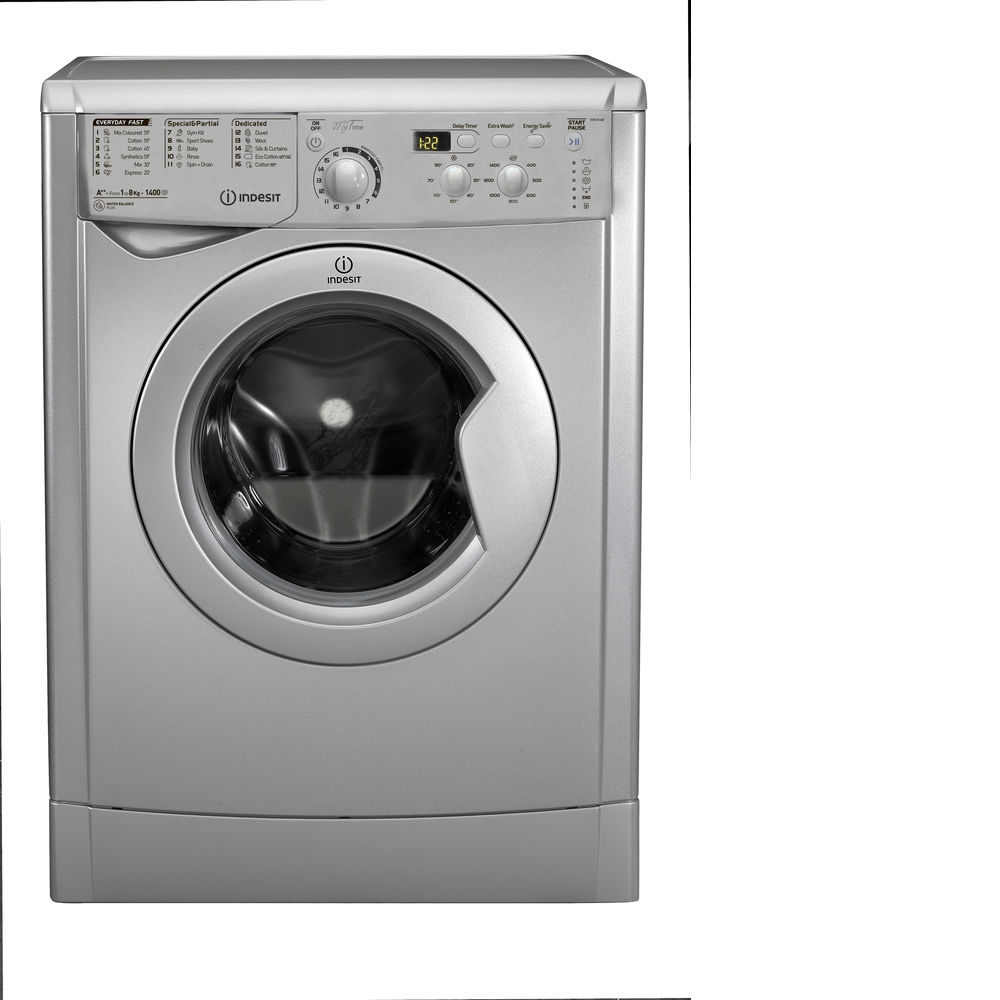 Freestanding washing machine: 8kg
