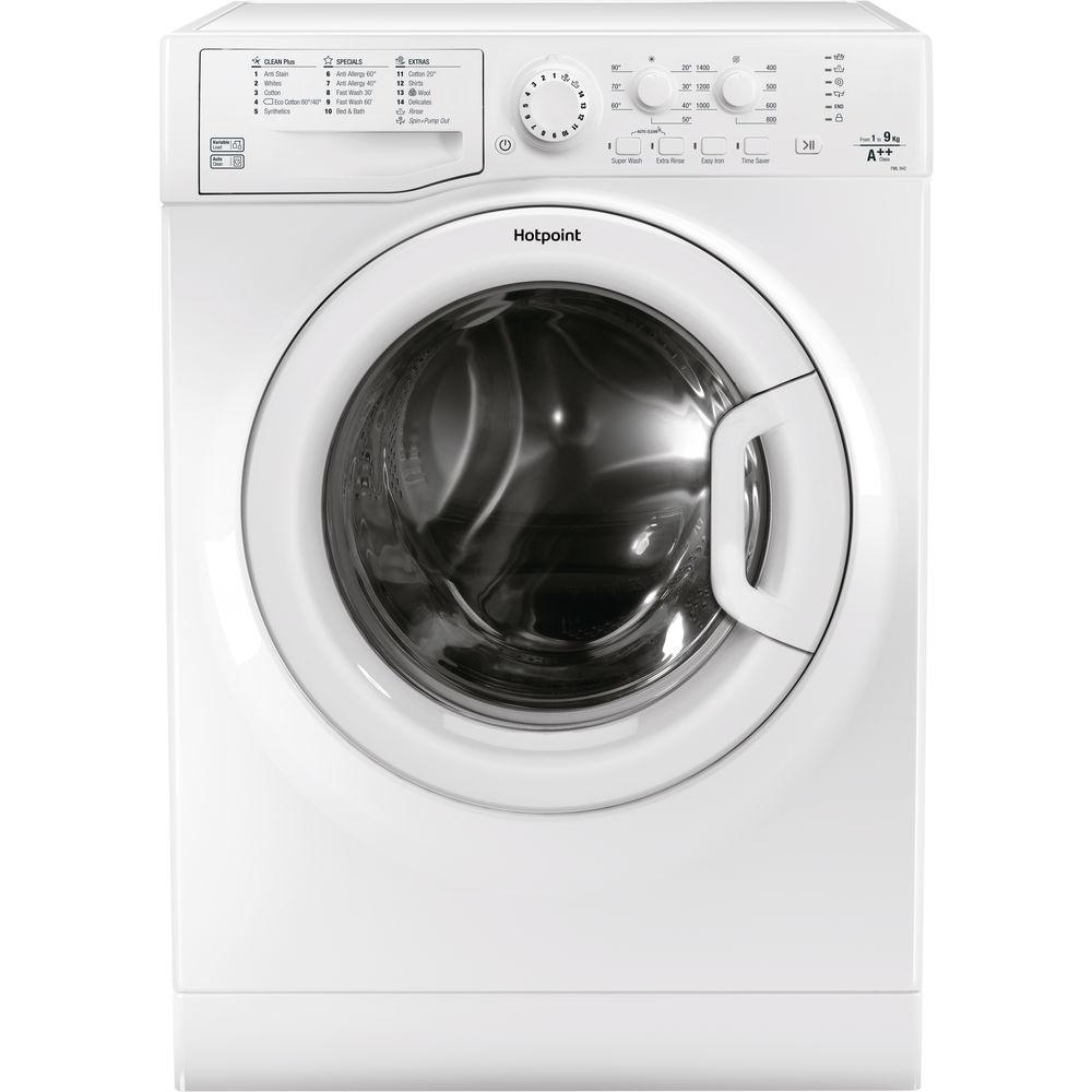 Hotpoint Aquarius FML 942P Washing Machine - White