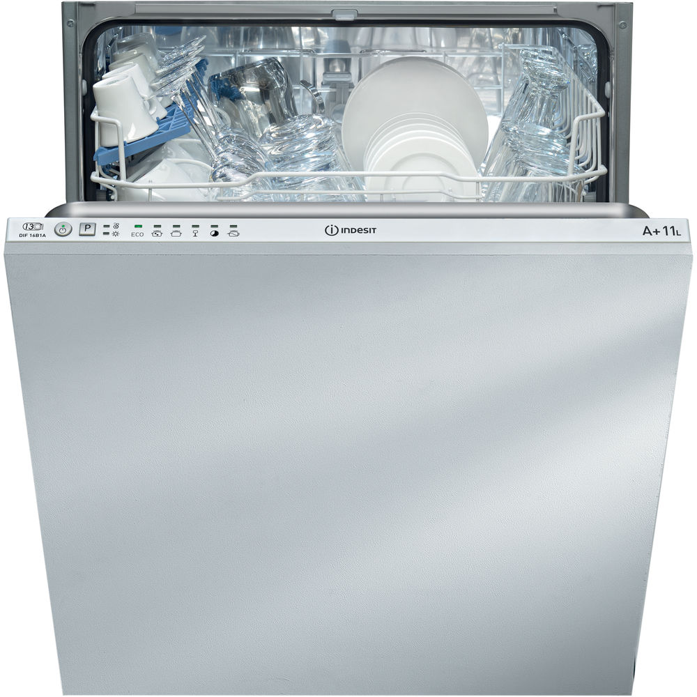 Indesit DIFM 16B1 Dishwasher in White