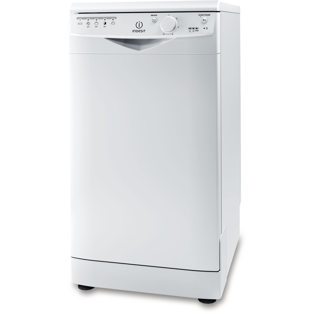 Indesit DSR 15B1 Ecotime Dishwasher in White