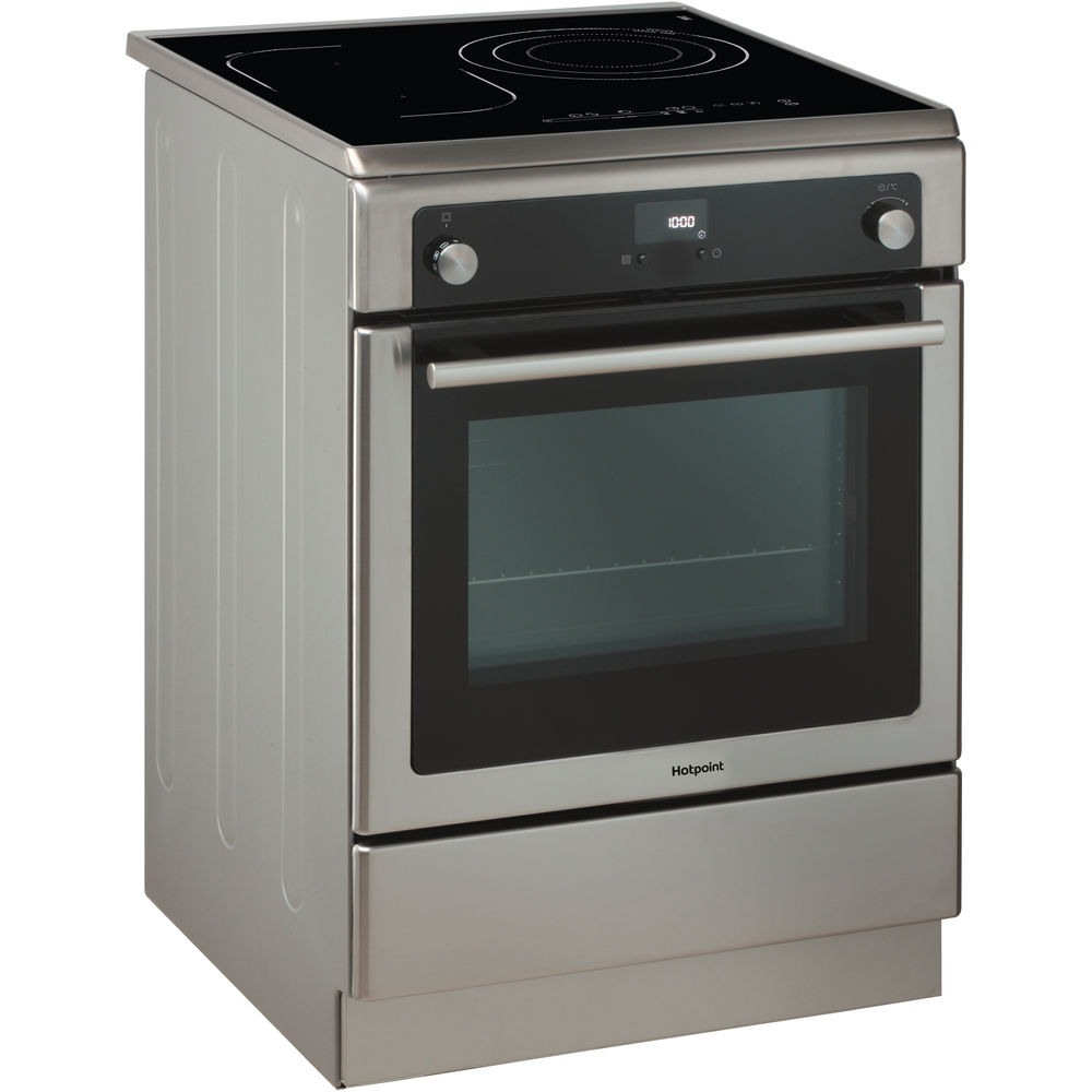 Hotpoint Ultima DUI611PX Cooker - Stainless Steel