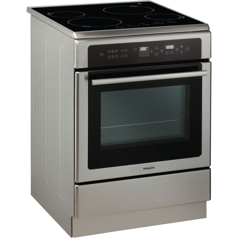 Hotpoint Ultima DUI612PX Cooker - Stainless Steel