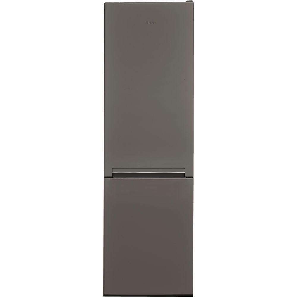 Hotpoint Day 1 H8 A1E SB Fridge Freezer - Gun Metal