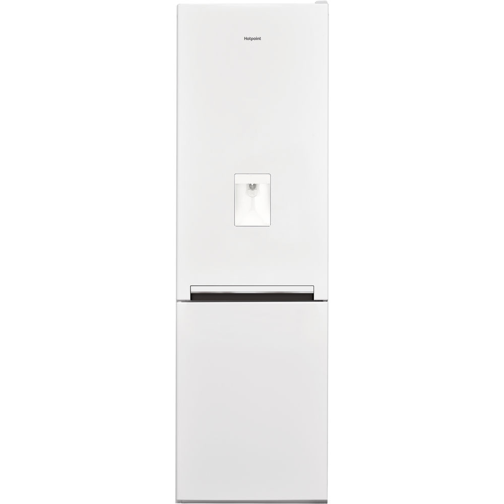 Hotpoint Day 1 H8 A1E W WTD Fridge Freezer - White