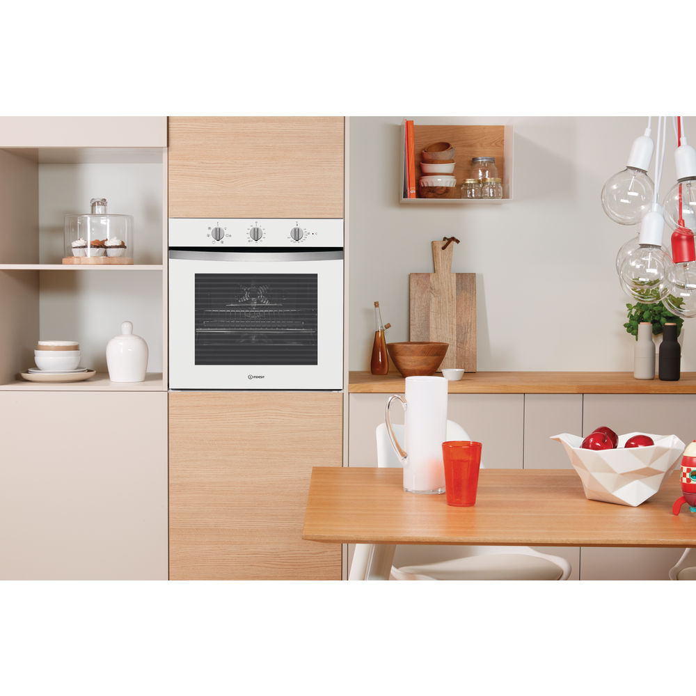 Bianco Indesit Ifw 4844 H Wh Forno