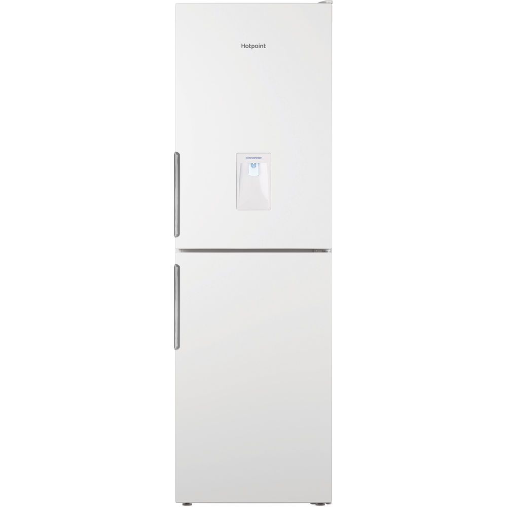 Hotpoint Day 1 LAL85 FF1I W WTD Fridge Freezer - White