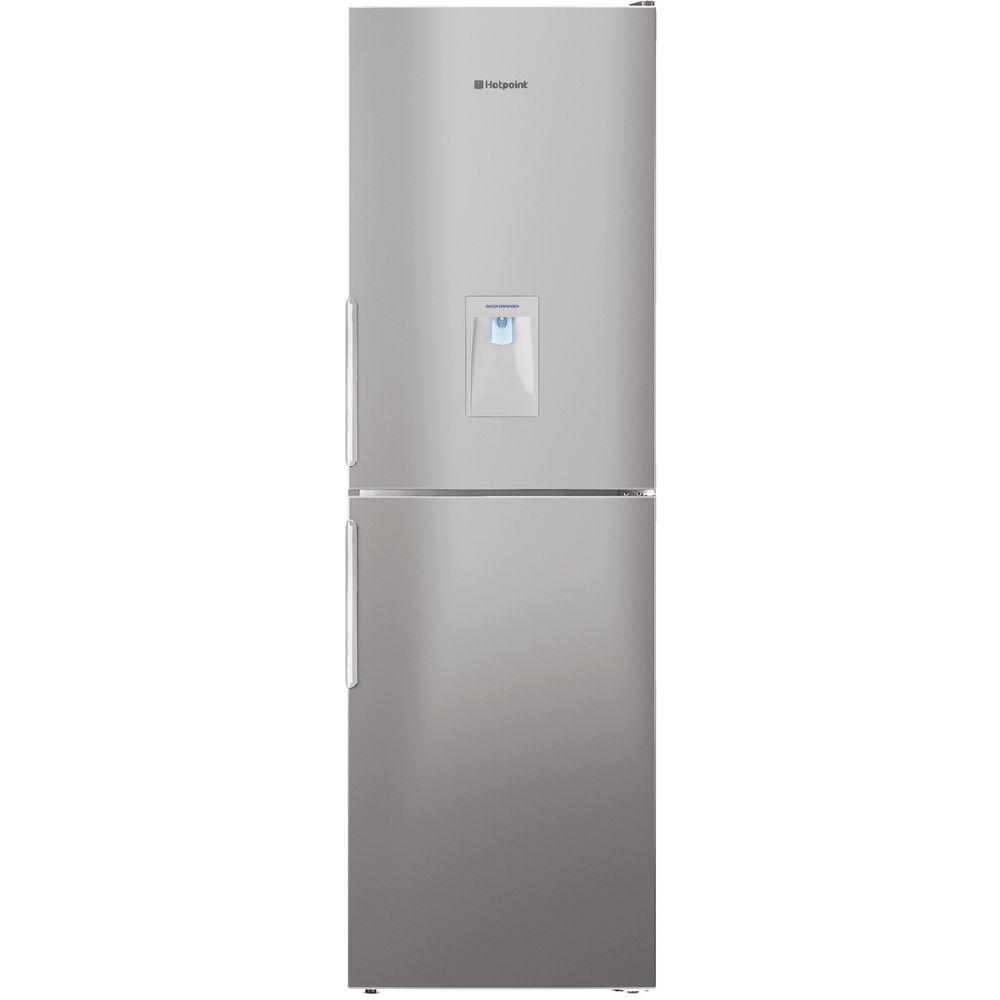 Hotpoint Day 1 XAL85 T1I G WTD Fridge Freezer - Graphite