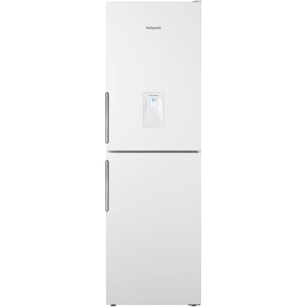 Hotpoint Day 1 XAL85 T1I W WTD Fridge Freezer - White