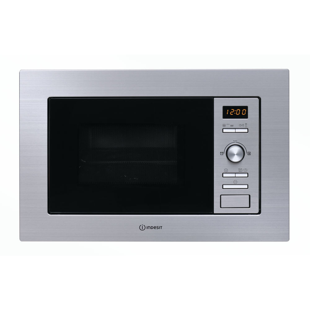 Indesit Mwi 122 2 X Built In Microwave Oven Stainless Steel