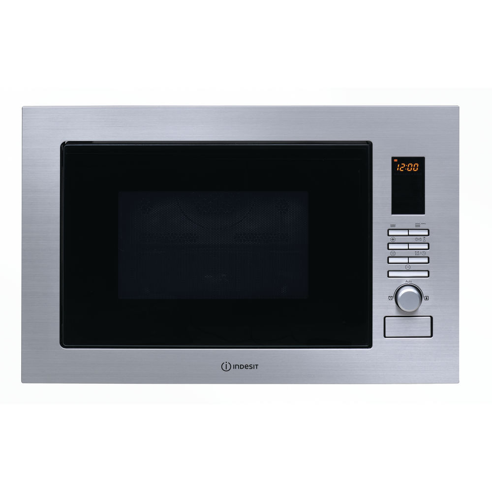 Indesit MWI 222.2 X Built in microwave oven in Stainless Steel