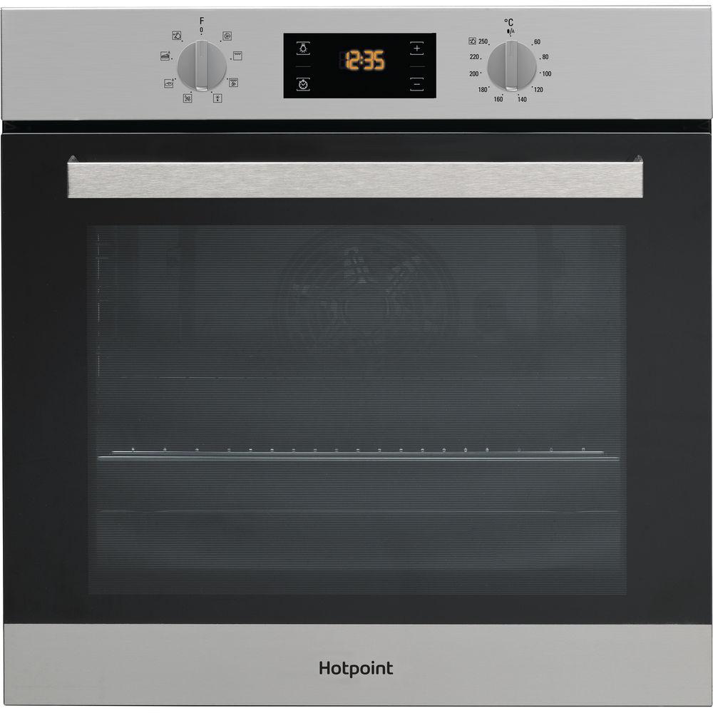 Hotpoint SA3 340 H IX Built-In Oven - Stainless Steel
