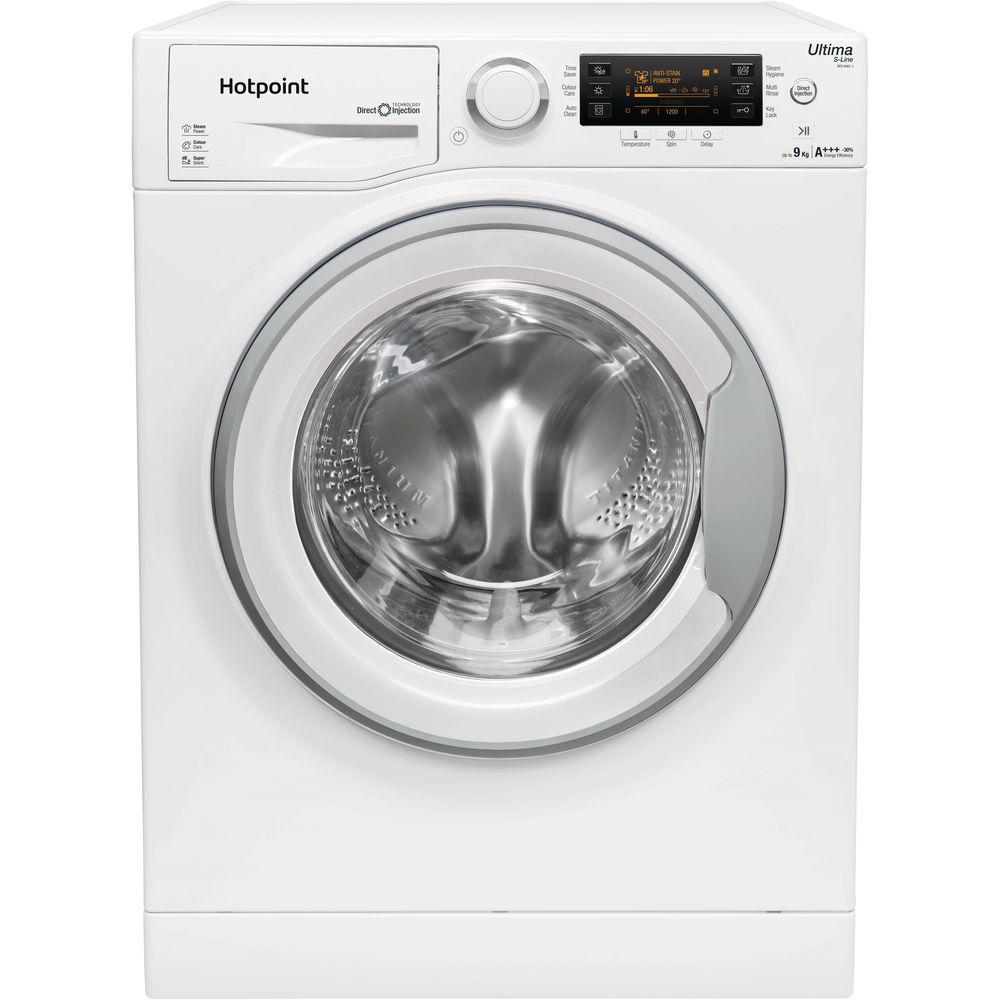 Hotpoint Ultima S-Line RPD 9467 JSW Washing Machine - White