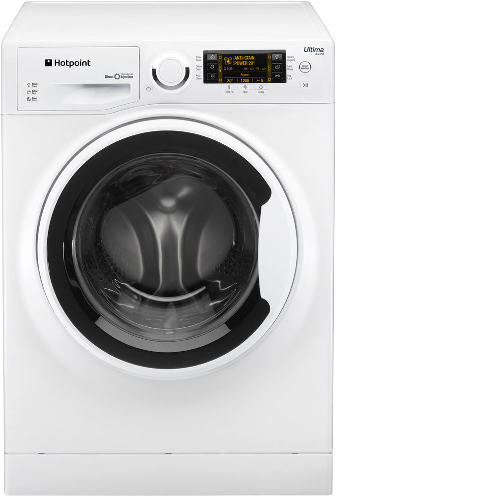 Hotpoint Ultima S-Line RPD 8457 J /1 Washing Machine - White