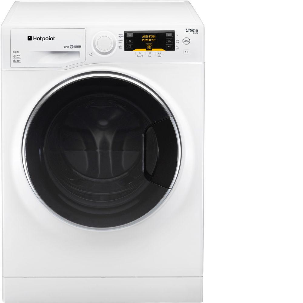 Hotpoint Ultima S-Line RPD 10477 DD /1 Washing Machine - White