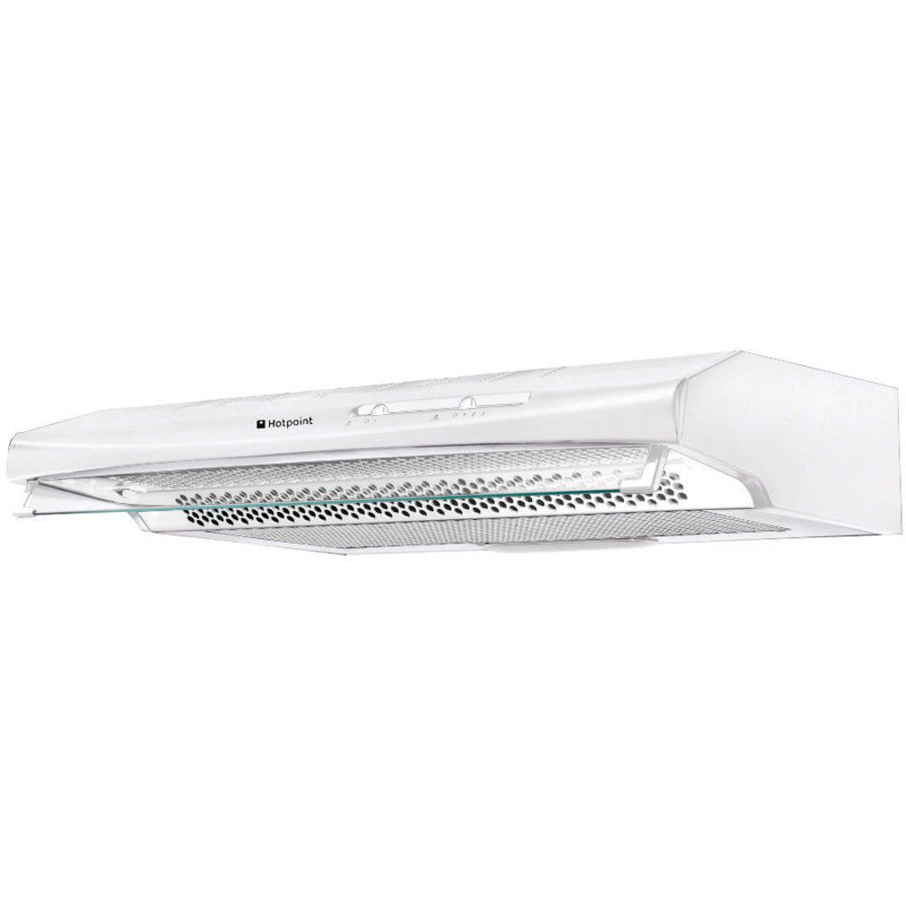 Hotpoint PSLCSE 65F AS W Hood - White