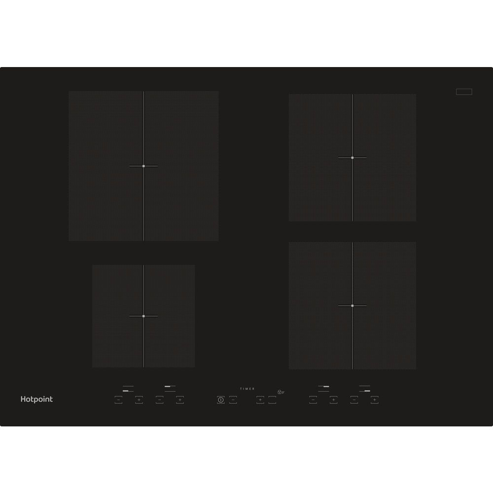 Hotpoint induction glass-ceramic hob