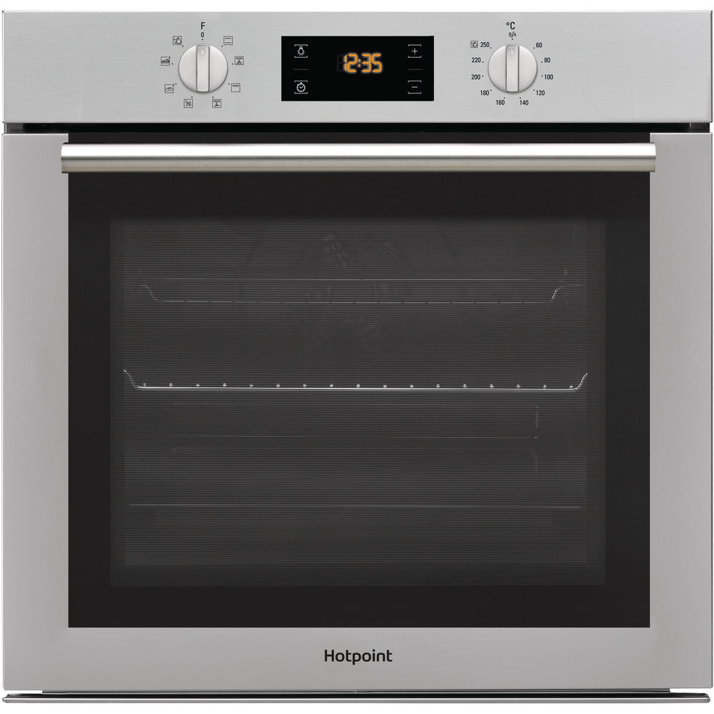 Hotpoint Class 4 SA4 544 C IX Built-in Oven - Stainless Steel