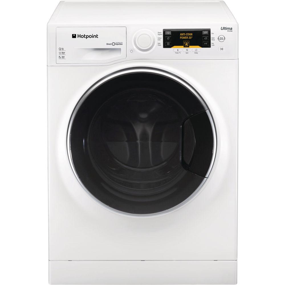 Hotpoint Ultima S-Line RPD 9477 DD Washing Machine - White
