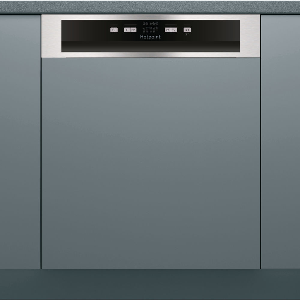 Hotpoint Aquarius HBC 2B19 X Integrated Dishwasher