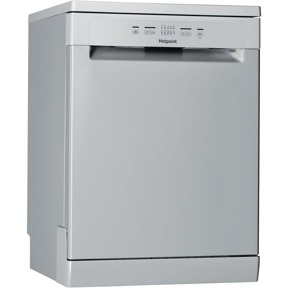Hotpoint Aquarius HFC 2B19 SV Dishwasher - Silver