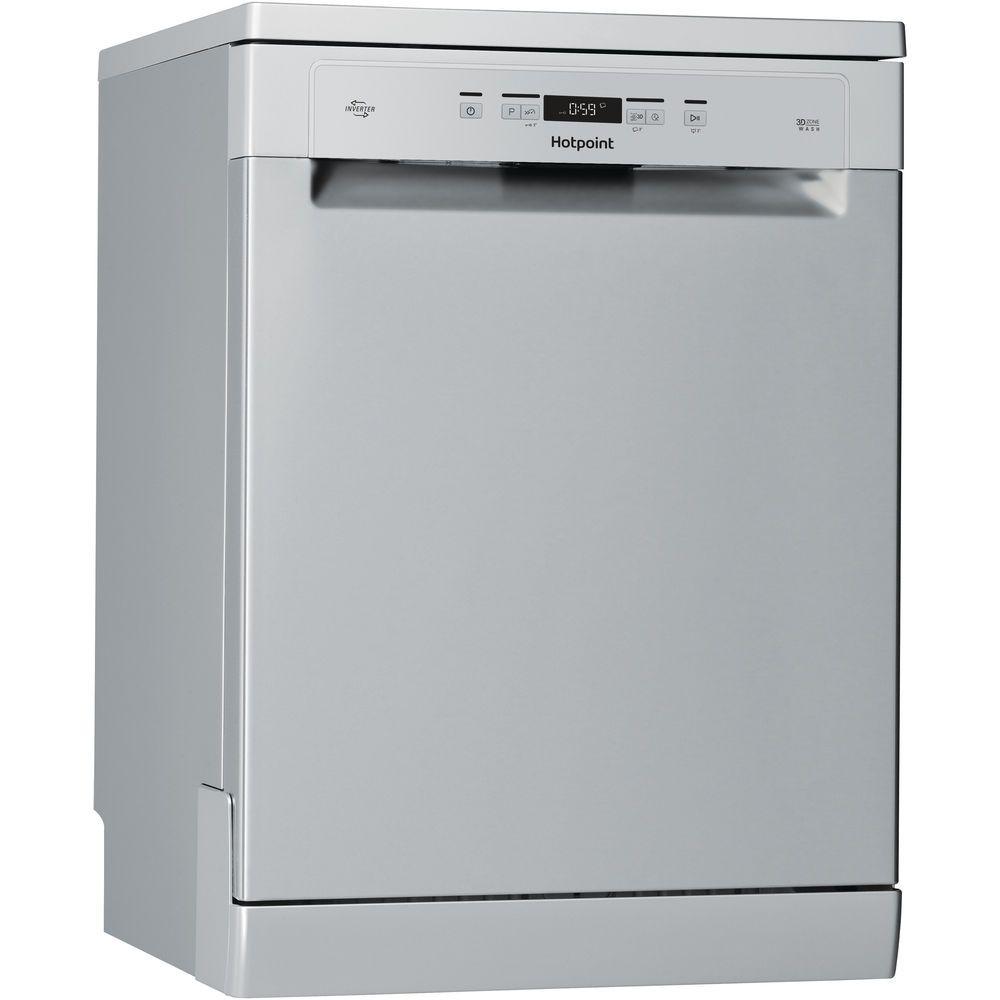Hotpoint Ecotech HFC 3C26 W SV Dishwasher - Silver