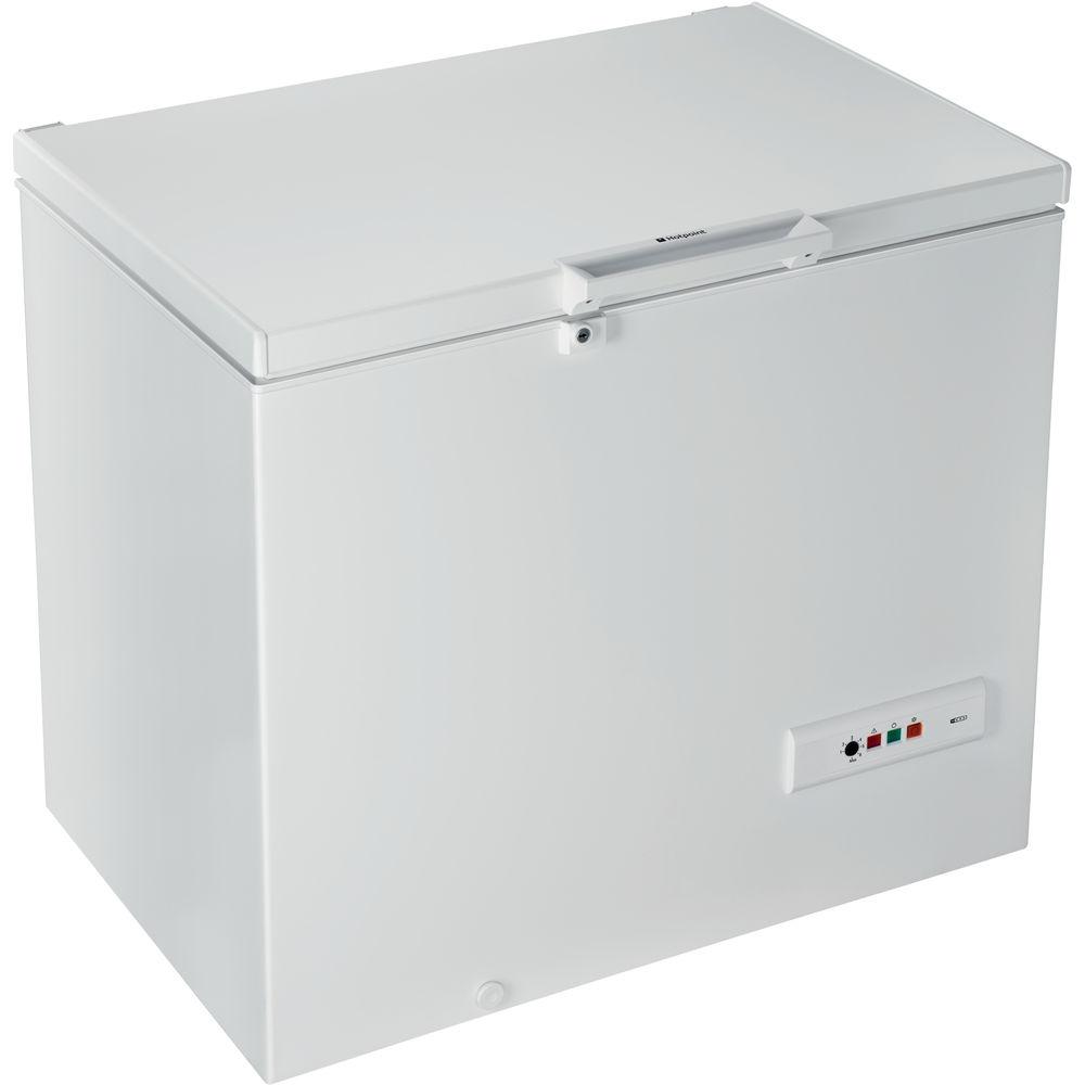Hotpoint CS1A 250 H FA Chest Freezer - White