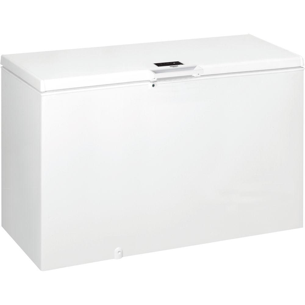 Hotpoint sandık tipi solo derin dondurucu: beyaz