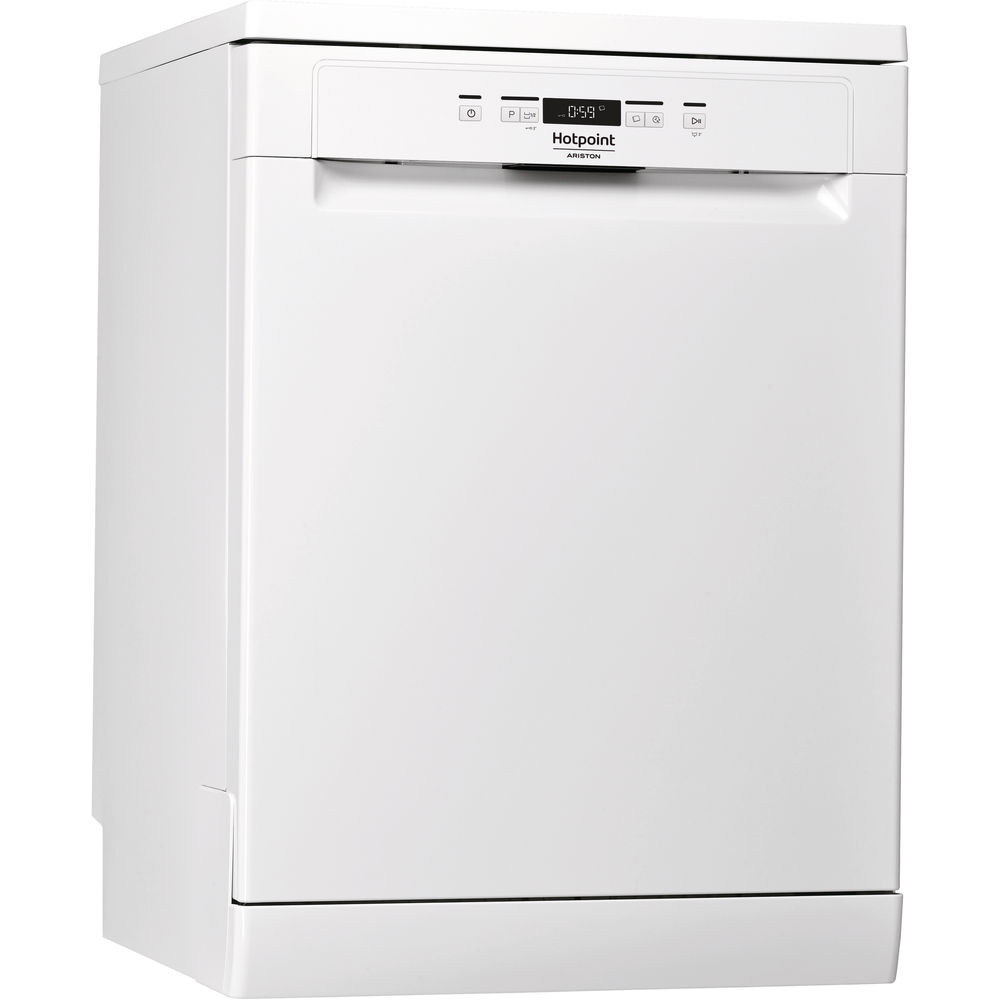 Hotpoint Bulaşık Makinesi: solo, beyaz
