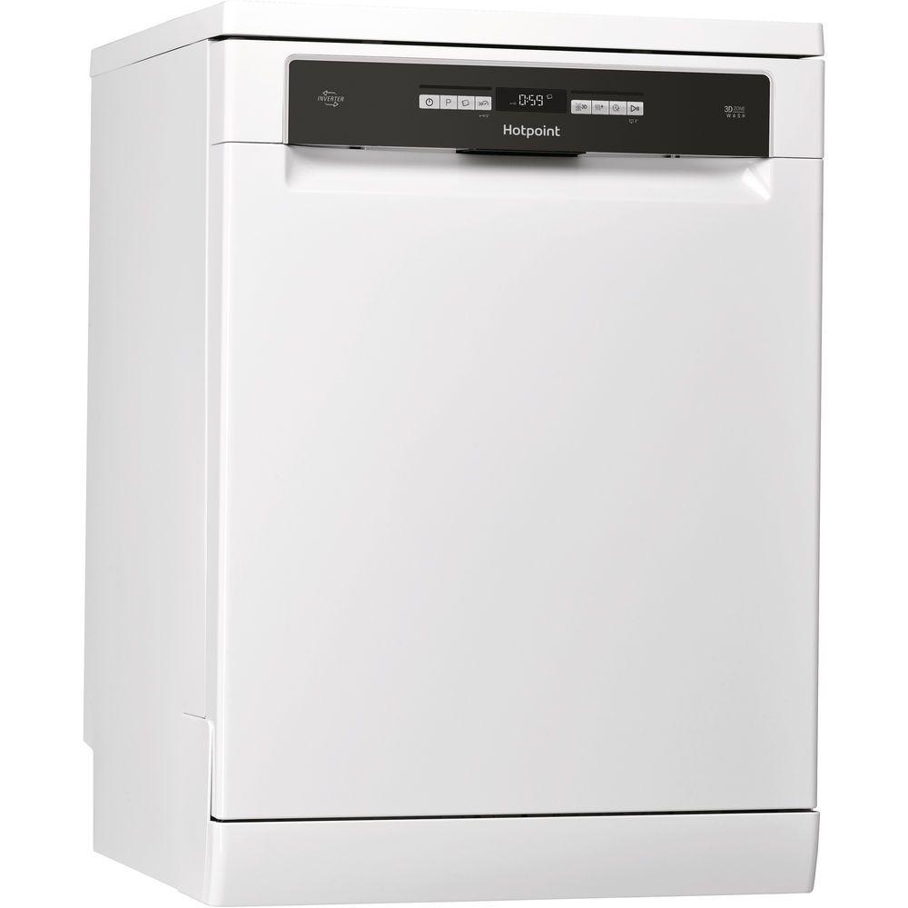Hotpoint Smart + HDFO 3C24 W C Dishwasher - White