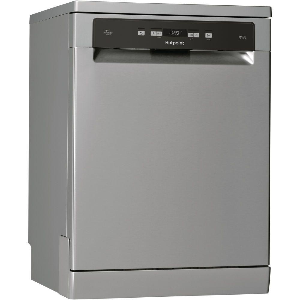 Hotpoint Smart+ HDFO 3C24 W C X Dishwasher - Stainless Steel